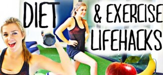 Diet & Exercise Lifehacks You Need To Know!