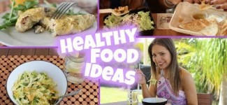 Quick & Easy Healthy Food Ideas | Breakfast, Lunch, Dinner & Eating Out!