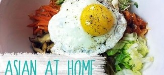 Healthy Recipe (Rice Recipe) : Bibimbap Recipe : Korean Food :