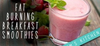 How to make 2 nutritious and delicious breakfast smoothies in under 2 minutes each!
