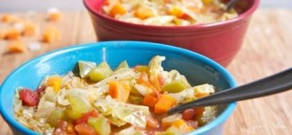 How to lose 10 lbs in 1 week with this Cabbage Wonder Soup Diet Recipe