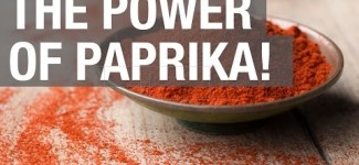 The Power of Paprika!