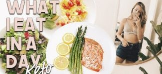 What I Eat in a Day to Lose Weight – Keto Diet