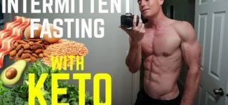 Intermittent Fasting With Keto Diet to Get Lean and Ripped