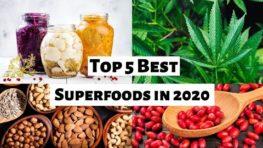 Top 5 Best Superfood 2020