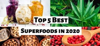 Top 5 Best Superfood 2020