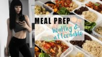 Meal Prep With Me: Healthy & Affordable