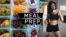 MEAL PREP WITH ME: 7 easy meals!
